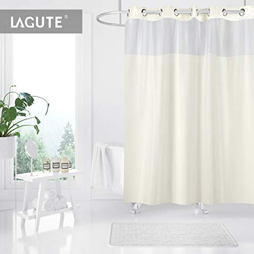 Lagute Removable Polyester Translucent See through