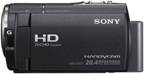 Sony HDR-CX570E - Videocámara (importado de Inglaterra): Amazon.es ...