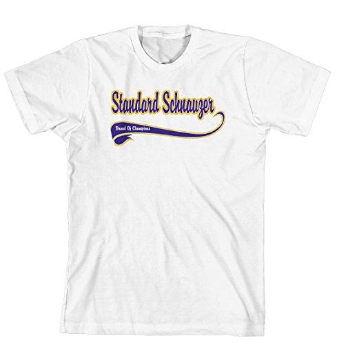 - Cahoon's Closet Schnauzer (Standard) Breed of Champion Brand T-Shirt