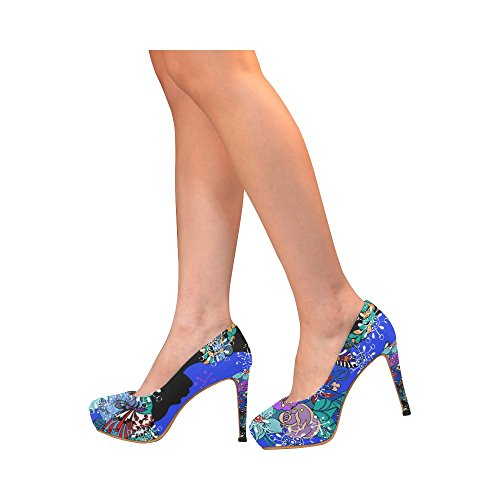 Scarpe Da Donna Sexy A Tacchi Alti, Scarpe Donna Con Tacchi Alti, Moda Donna Africana
