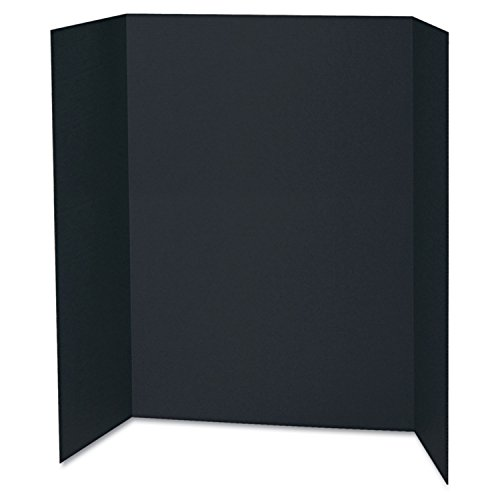 Spotlight Display Board - 48 x 36 Inches - 1 Ply (Tri Fold Presentation Board)