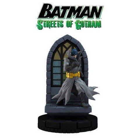 Heroclix Miniature - DC HeroClix Miniatures: Batman - Streets of Gotham Marquee Figure Booster Pack by WizKids