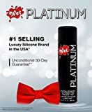 Wet Platinum Silicone Based Sex Lube 4.2 Ounce