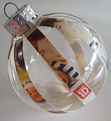 One Direction Christmas Ball Ornament