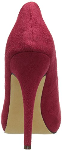 Michael Antonio Womens Loveme-sue Dress Pump Red
