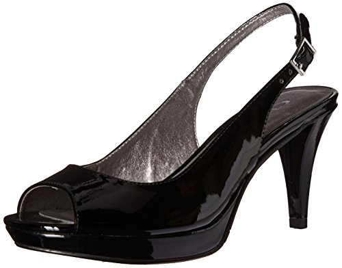 CL by Chinese Laundry Women's Ciara Dress Sandal, Black Patent, 8.5 M US