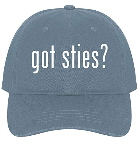 The Town Butler got Sties? - A Nice Comfortable Adjustable Dad Hat Cap, Light Blue ()