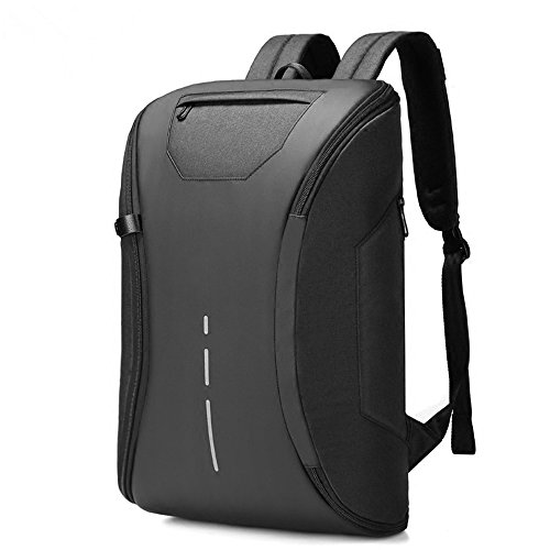 Zrui Anti Theft Business Laptop Backpack with USB Charging Port, Travel Backpack,School Backpack Fits to 15.6 Inch Laptop/Notebook