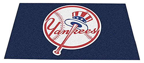 Fanmats 22341 Mlb-New York Yankees Primary Logo Ulti-Mat by Fanmats (Image #1)