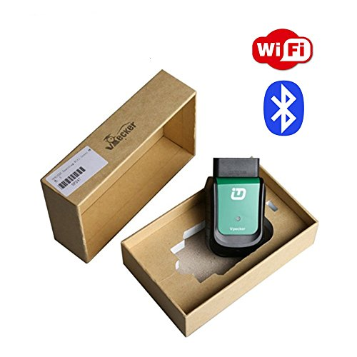 Autool VPECKER Easydiag Wireless OBDII Full Diagnostic Tool V8.5 w/ Windows XP~Windows 10