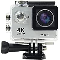 Zuber 2.0 Inch Lcd 4K Ultra HD Waterproof Action Camera Support WIFI