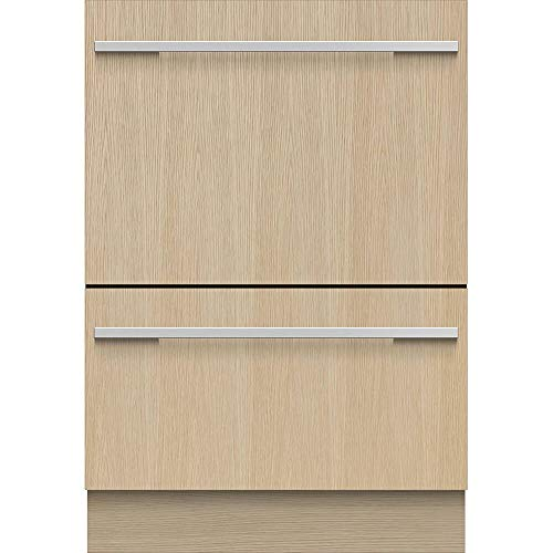 Fisher Paykel DD24DHTI9N Fully Integrated Double DishDrawer