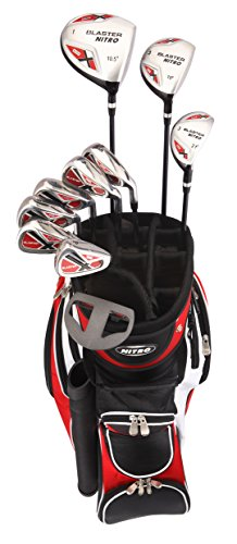 Nitro Men's Blaster Golf Set (15-Piece)