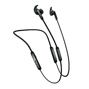 Jabra Elit 45e  Tek Dokunuşlu Amazon Alexa'lı Hafızalı Kulakiçi Kablosuz Bluetooth Kulaklık - Titanyum Siyahı