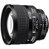 Nikon 85mm f/1.4D AF Nikkor Lens for Nikon Digital SLR Cameras - White Box(Bulk Packaging) (New)