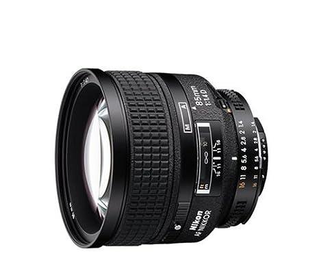 Review Nikon 85mm f/1.4D AF