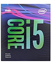 Intel 2.90 GHz up to 4.10 GHz Max Turbo Frequency/ 9 MB Cache