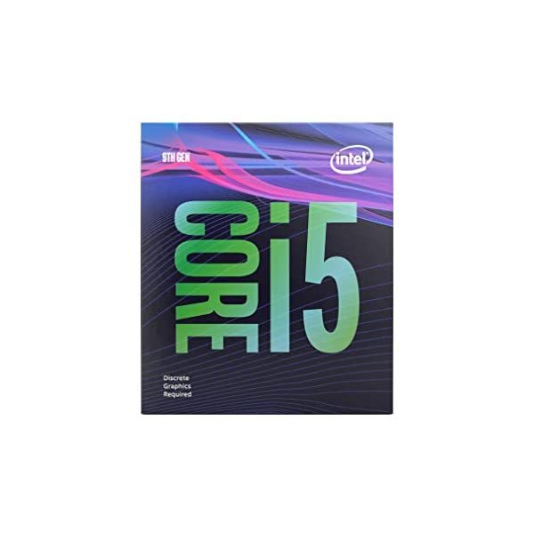 Intel Core i5-9400F Desktop Processor 6 Cores