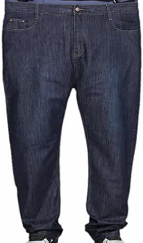 Cruiize Mens Big Tall Classic Relaxed Jean