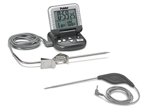 Polder Digital In-Oven Thermometer and Timer Review