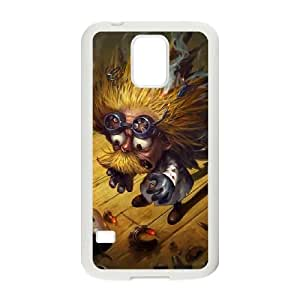 Samsung Galaxy S5 Phone Case Cover White League of Legends Blast Zone Heimerdinger EUA15999683 Phone Case Design DIY