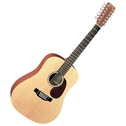 Martin D12X1AE 12-String Acoustic-Electric Guitar ()