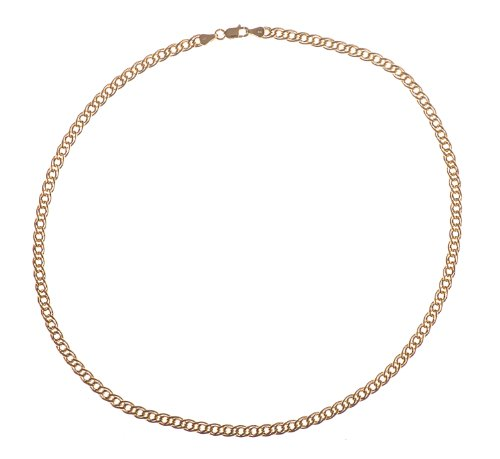 Collier - NKG-K10155 - Femme - Or Jaune 375/1000 (9 Cts) 6.6 Gr