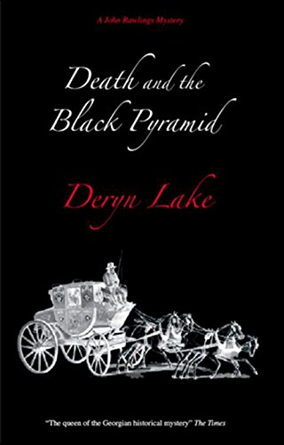 Death and the Black Pyramid (John Rawlings, Apothecary Book 13)