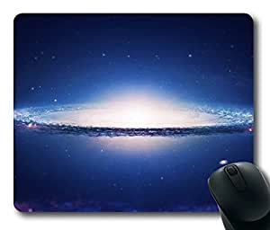 Spiral Galaxy Masterpiece Limited Design Oblong Mouse Pad by Cases & Mousepads by Maris's Diary