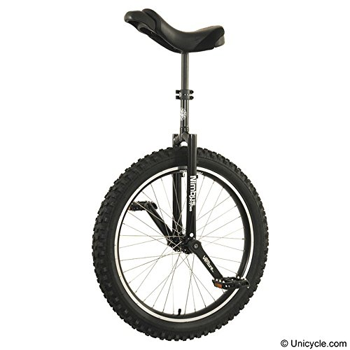 "Nimbus Mountain Unicycle or Muni - 24"" Black"