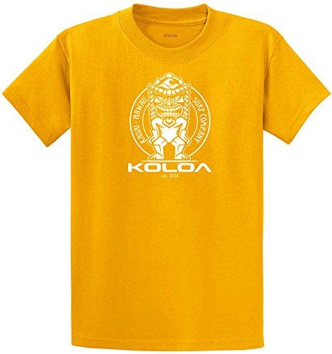 Koloa Surf Tall Tiki Logo Heavyweight Cotton ()