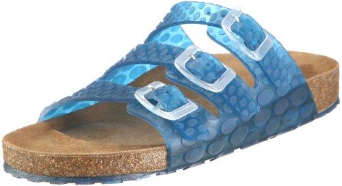 Dr. Brinkmann 700516 700516 - Zuecos de caucho para mujer Azul (Blau/Azur)