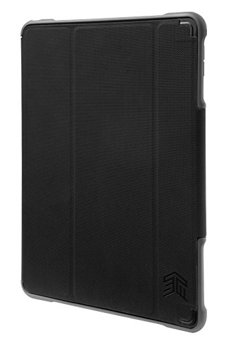STM Dux Plus Ultra Protective Case for Apple iPad Pro 10.5 - Black (stm-222-165JV-01)