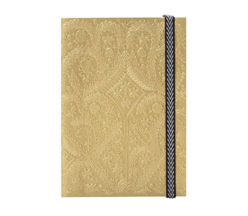 Gold Notebook - 5
