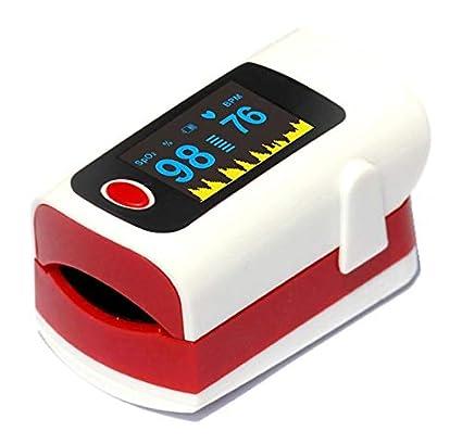 LXZSM Pulsioximetro Pulse Oximeter Pulsómetros,Pulsómetro con ...