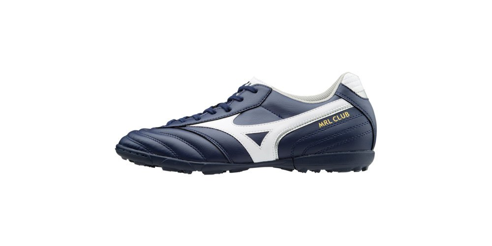 Mizuno Scarpe da Calcetto Mrl Club As Peacoat/White/Silver (EU 43)