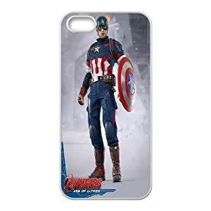 Generic Case Captain America For iPhone 5, 5S G7Y6658540