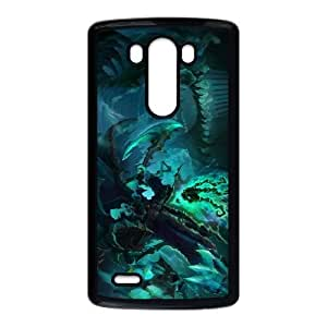 LG G3 phone case Black Thresh league of legends TTT2243831