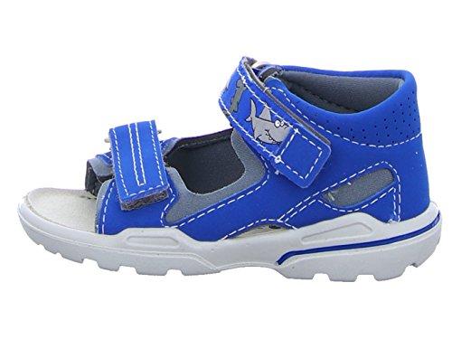 Ricosta Mikey, Sandalias Para Niños Blau (Azur/Grau)