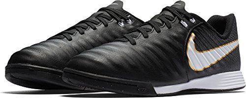 IV Jr IC Football nbsp;Chaussures Enfant en légère Salle nbsp;– de Nike Noir Tiempox Unisexe HtIFxdd