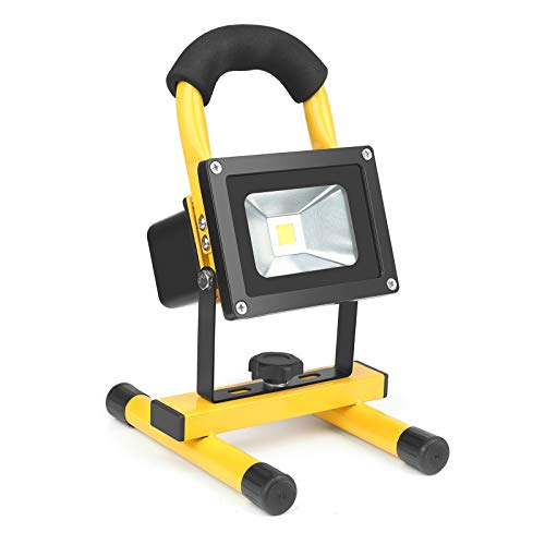 10W Led Flood Light Rechargeable