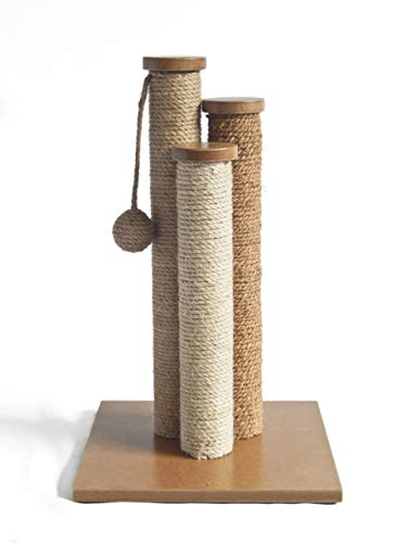 AmazonBasics Cat Triple Scratching Posts product image