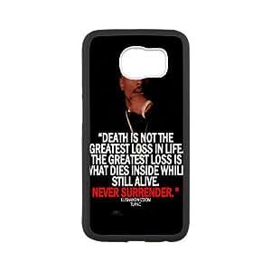Generic Case Tupac Shakur For Samsung Galaxy Note 4 N9100 G7Y6658014