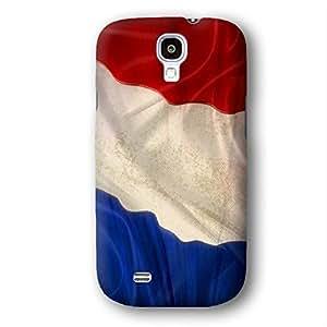 French France Flag Samsung Galaxy S4 Slim Phone Case