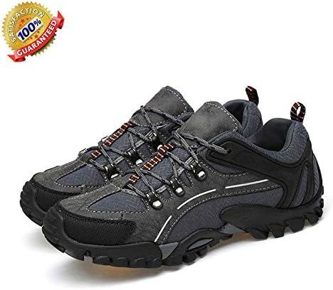 ハイキングシューズアウトドアメンズウォーキングシューズ ハイキングシューズ長持ちする軽量の夏の靴毎日使用するウォーキングシューズ用のゴム製足の指のバンパー,B,6 inches