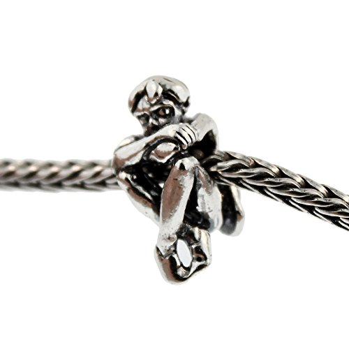 Authentic Trollbeads Sterling Silver 11523 Spirit Of Freedom