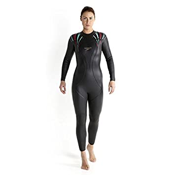 Speedo Women s Comp Full Sleeve Triatlón Traje de Neopreno ...