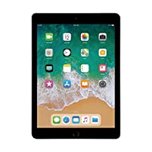 Apple iPad 2018 32GB - WiFi Only Space Gray (Refurbished)