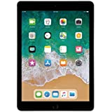 Apple 9.7 iPad (Early 2018, 32GB, Wi-Fi Only, Space Gray) MR7F2LL/A (Refurbished)