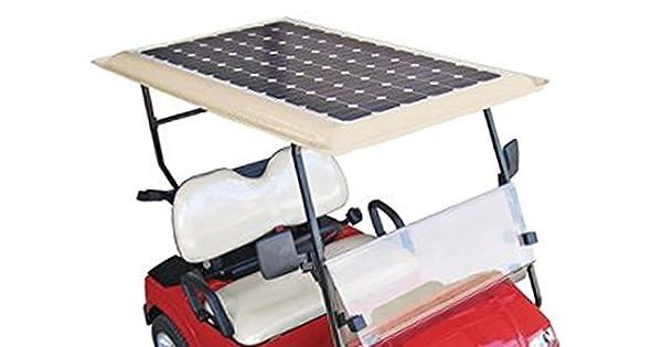 Amazon.com: TEKTRUM Universal 160 W, 160 W, 48 V Panel Solar ...